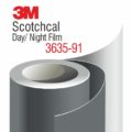 3M Day Night Film 3635-91 Smoke Grey