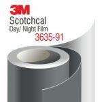 3M Day Night Film 3635-91 Smoke Grey