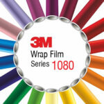 3M 1080 Car Wrap Film