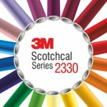 3M Scotchcal Translucent 2330