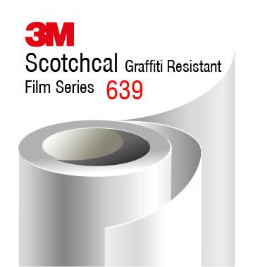 3M Scotchcal 639 laminacija otporna na grafite