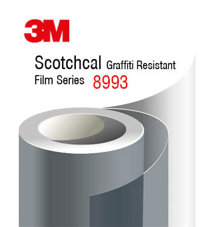 3M Scotchgard 8993 Graphic and Surface Protection Film
