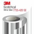 3M Scotchcal Mirror Silver Film 7755-420 SE