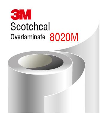 3M SC 8020M Overlaminate