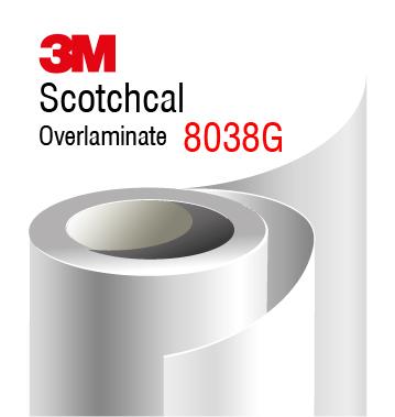 3M SC 8038G Overlaminate