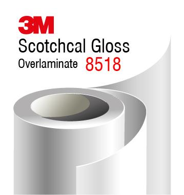 3M SC 8518 Overlaminate