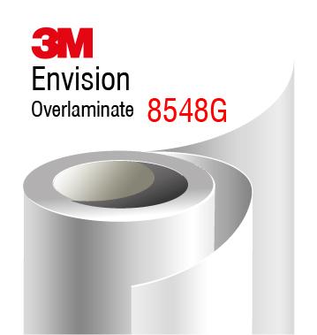 3M Envision Gloss Ovelaminate 8548G