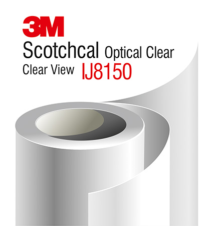3M Scotchcal Clear View IJ8150