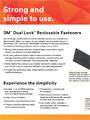 3M Dual Lock Brochure