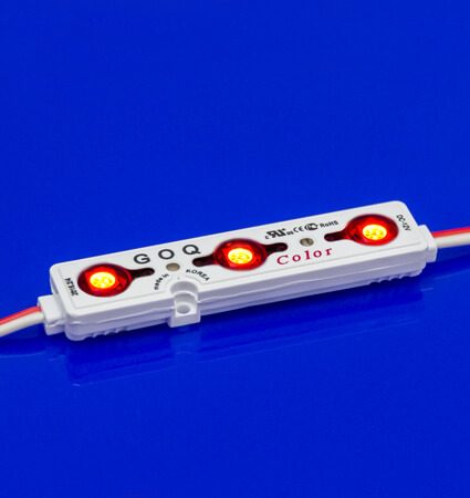 G.O.Q. 3 LED Color modules