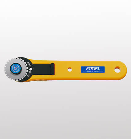 OLFA PRC-3 perforation cutter knife, 28mm