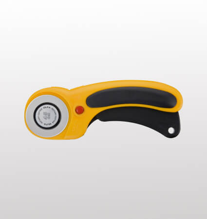 OLFA RTY-2/DX Deluxe Handle Rotary Cutter