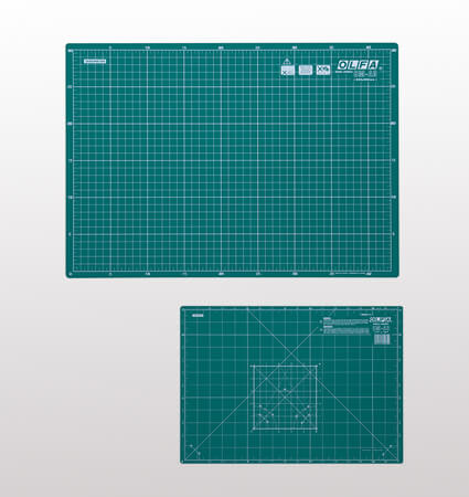 OLFA CM-A3 Cutting mat, 43cm x 30cm