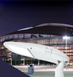 LED reflektore za ulično osvetljenje model SloanLED PML Paladin