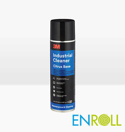 3M Citrus Cleanert500 ml - Sredstvo za čišćenje lepka na bazi citrusa.