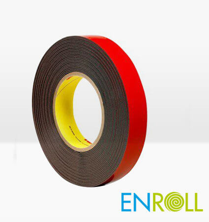 3M PT1100 adrylic tape, 9mm