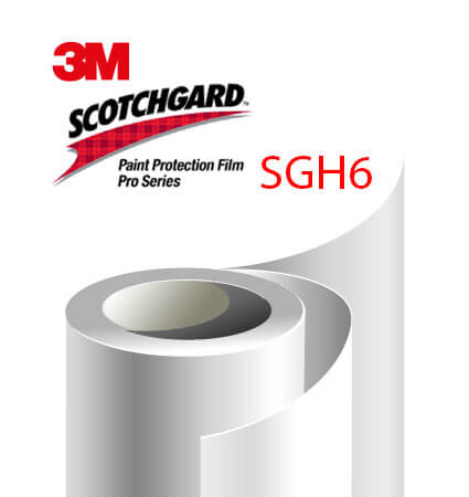 3M Scotchgard Paint Protection Film SGH6, zaštitna folija za vozila