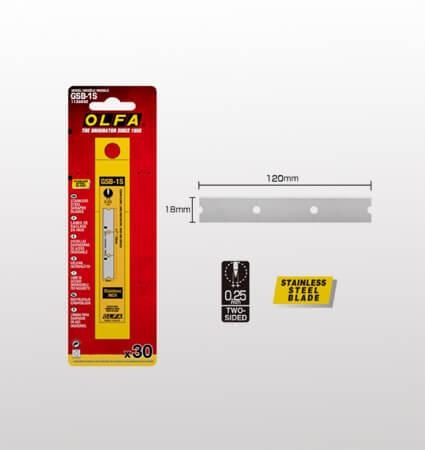 OLFA GSB-1S Rezervni nozic 120 mm za OLFA GSR1 3B Strugac za staklo