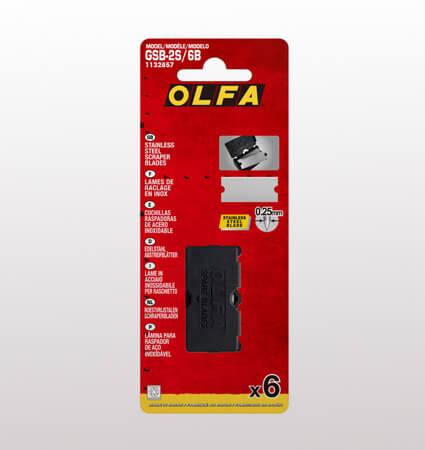 OLFA GSB-2S/6B rezervni nozic 30mm za OLFA GSR-2 Mini strugac