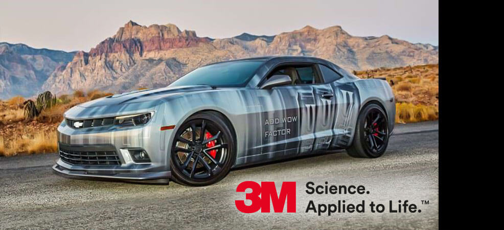 3M Automotive Films - Enroll