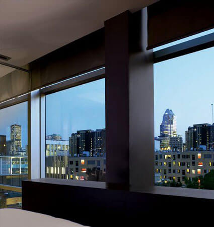 3M Night Vision Solar Control Window Film series