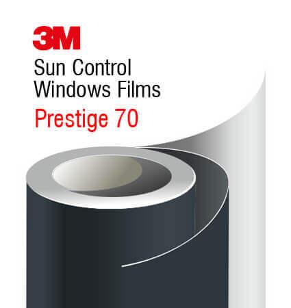 3M Prestige 70 Interior Film - folija za zaštitu od sunca