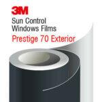 3M PRESTIGE 70 Exterior - spektralno selektivna folija za kontrolu sunčeve energije