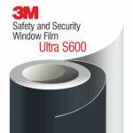 Protivprovalna folija za stakla 3M Ultra S600