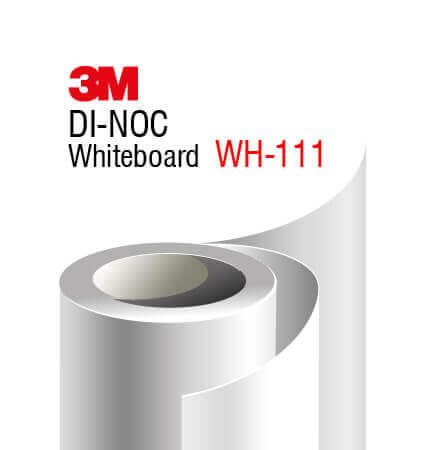 3M DI-NOC Whiteboard Film WF-111 - Folija za arhitekturni dizajn