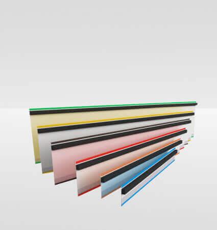 Aluminijumski profili boje
