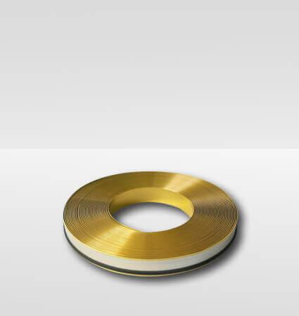 Aluminijumski profili - Zlatni sjajni